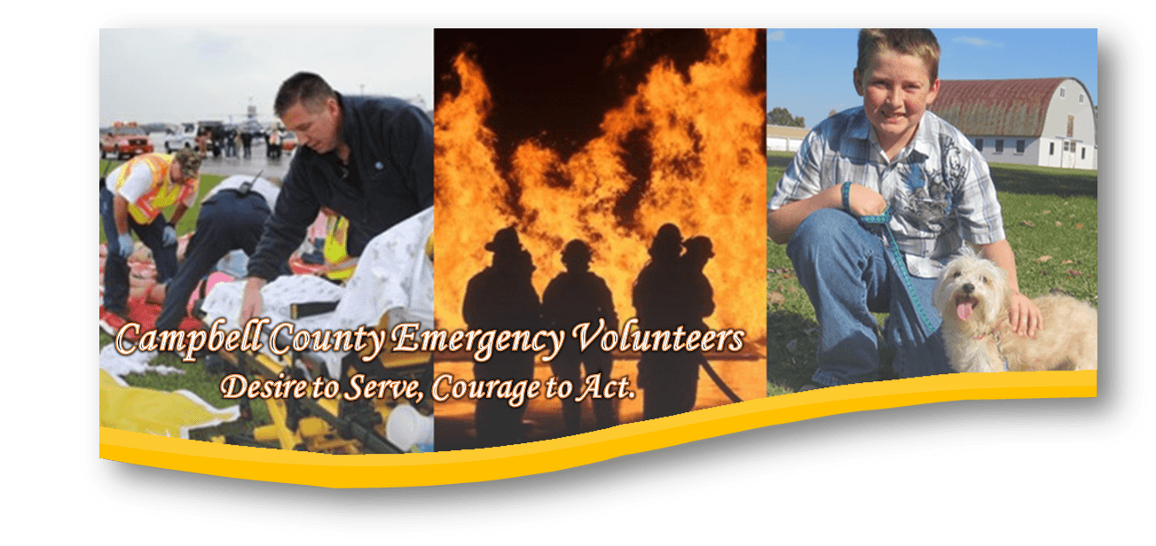 Volunteer Portal Header