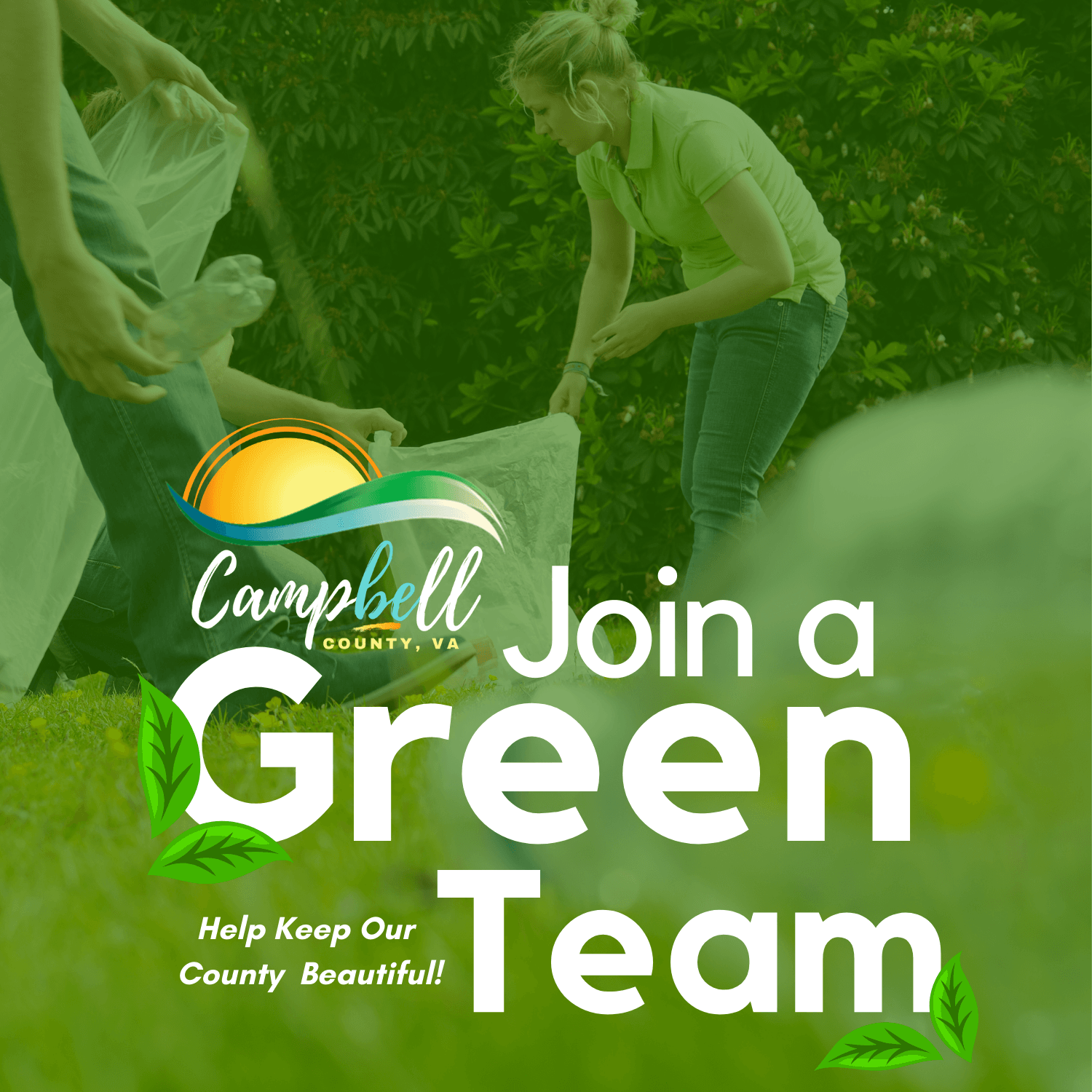 Join a Green Team