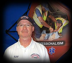 Mike Smith Campbell County Rescue Squad